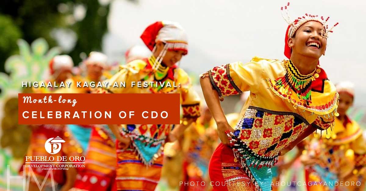 kagayanon festival,  higaalay festival, cdo, cagayan de oro