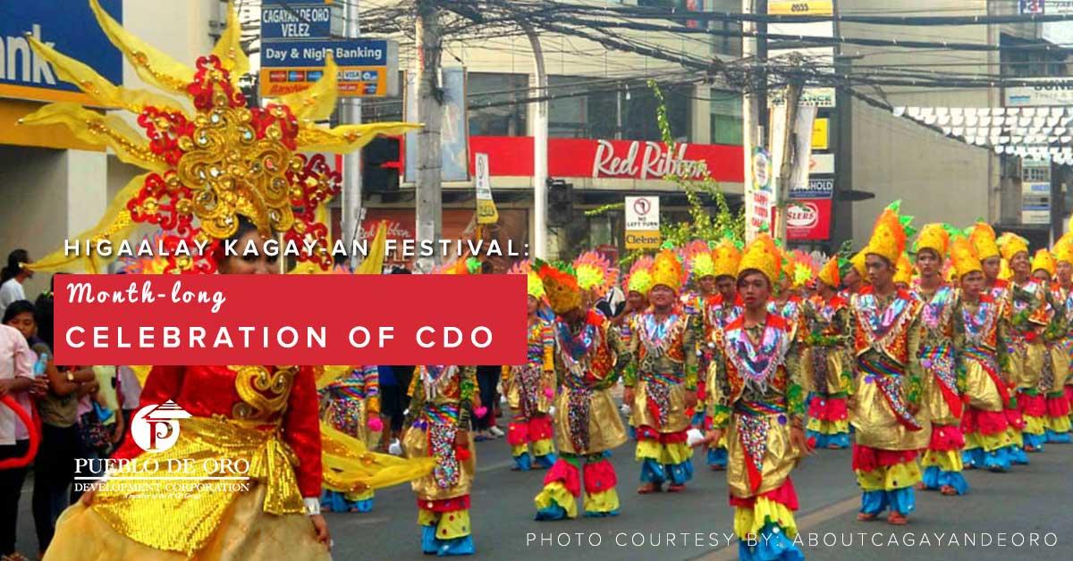 higaalaya, kagayanon festival, cdo festival, cagayan de oro, cdo