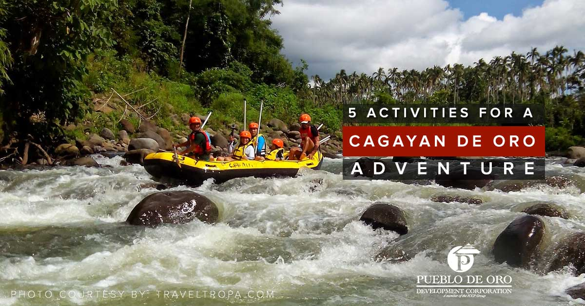activities in cdo, activities in cagayan de oro, cagayan de oro