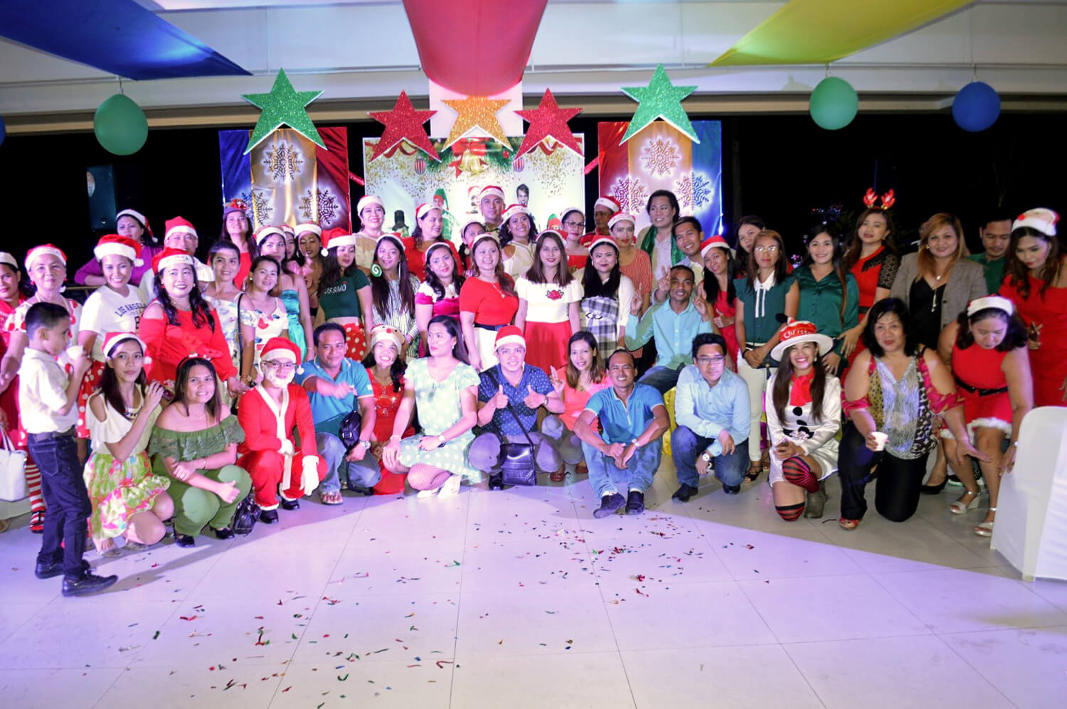 Cebu - Christmas Party