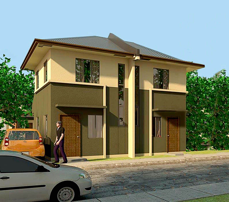Batangas - La Aldea del Monte Twin Home