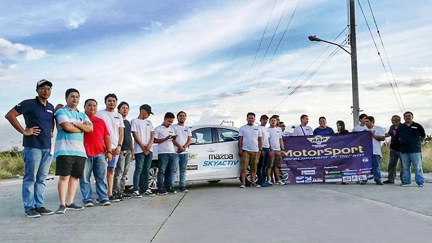 CDO - Motorsport Development Program