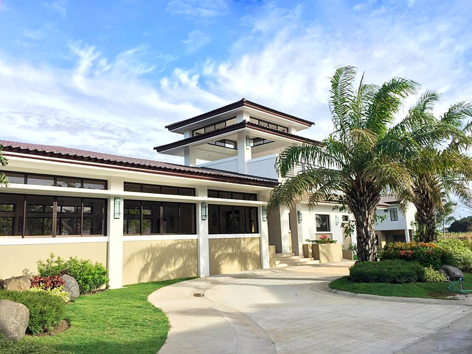 Pampanga - Clubhouse
