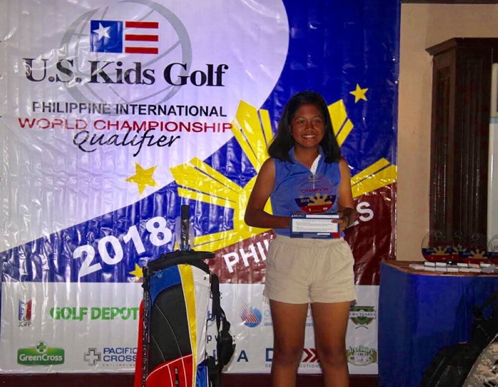 US Kids Golf World