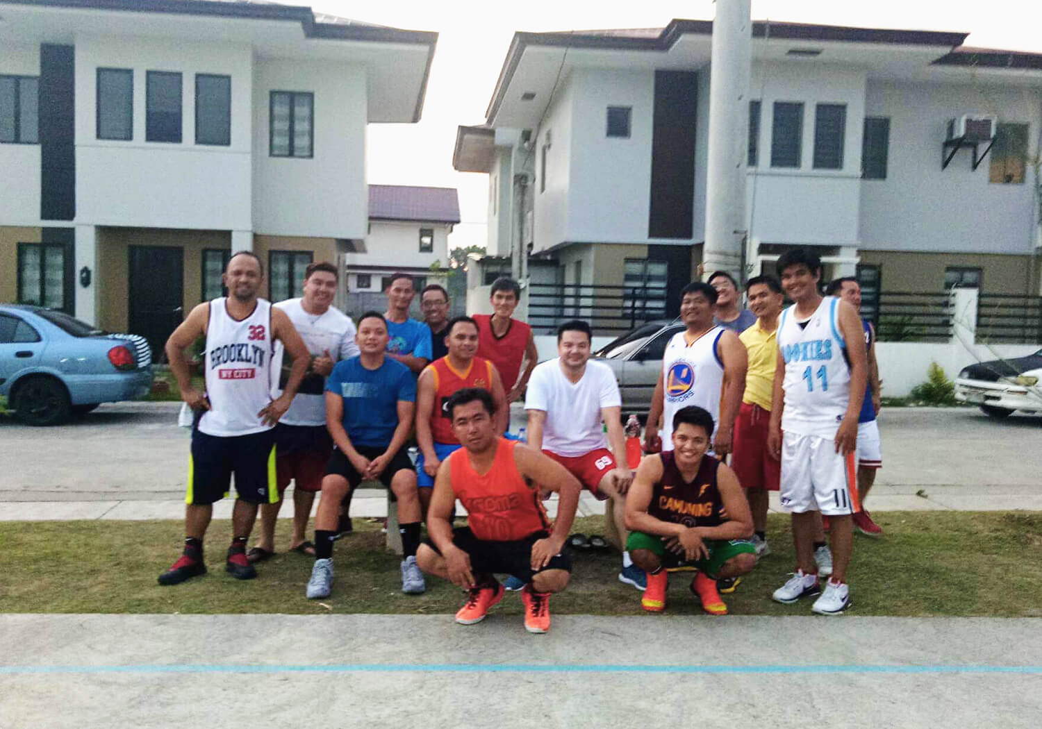 Pampanga - Horizon Basketball Court