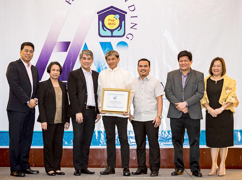 Cebu - HDMF Award