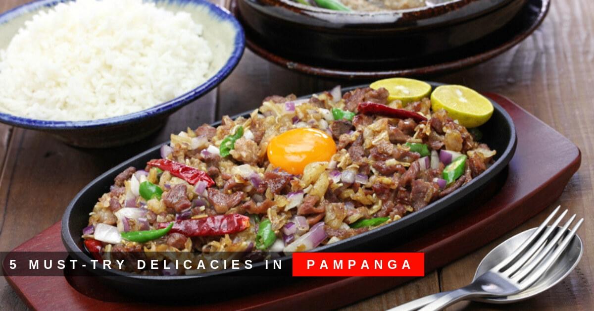 Pampanga Delicacies