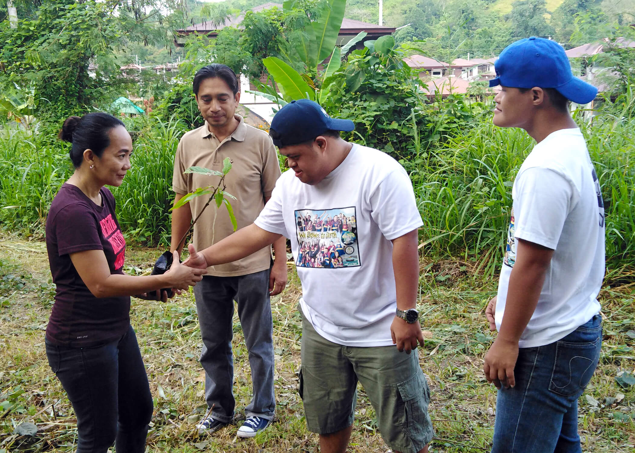 CDO - Tree Planting, Urban Rainforest