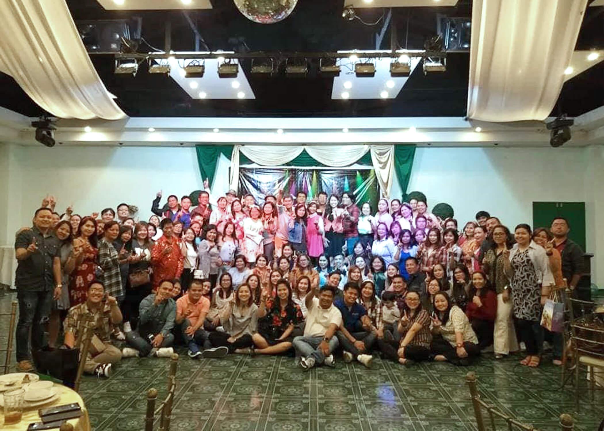 Pampanga - Christmas Party