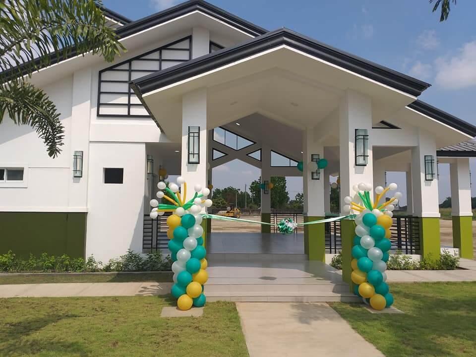 Pampanga - LAF clubhouse