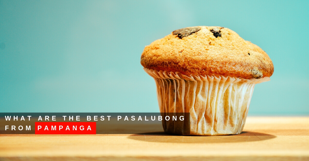 What Are the Best Pasalubong Items from Pampanga