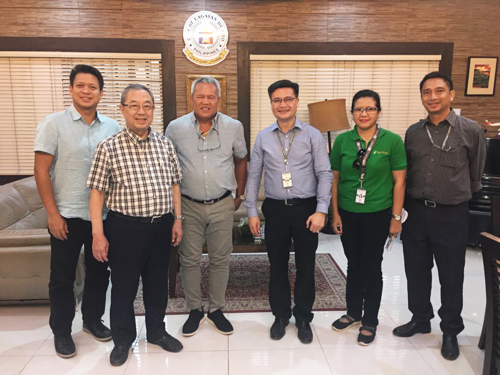 CDO - GDL Moreno Courtesy Call