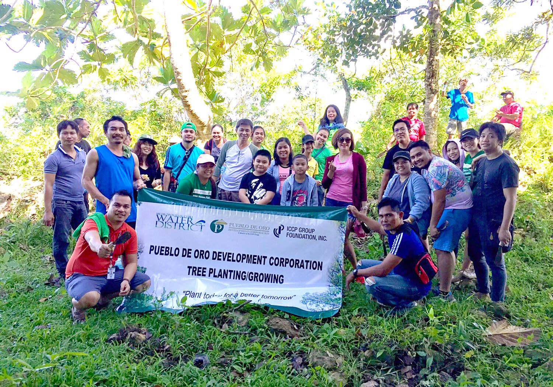 Cebu - Tree Planting