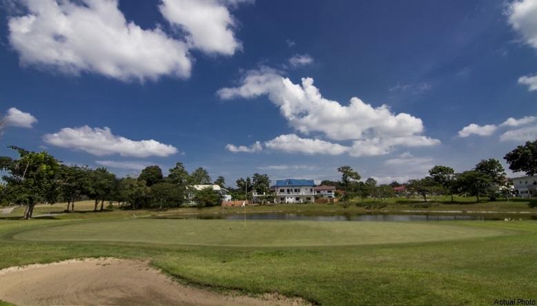 Golf Course in Cagayan de Oro, Philippines