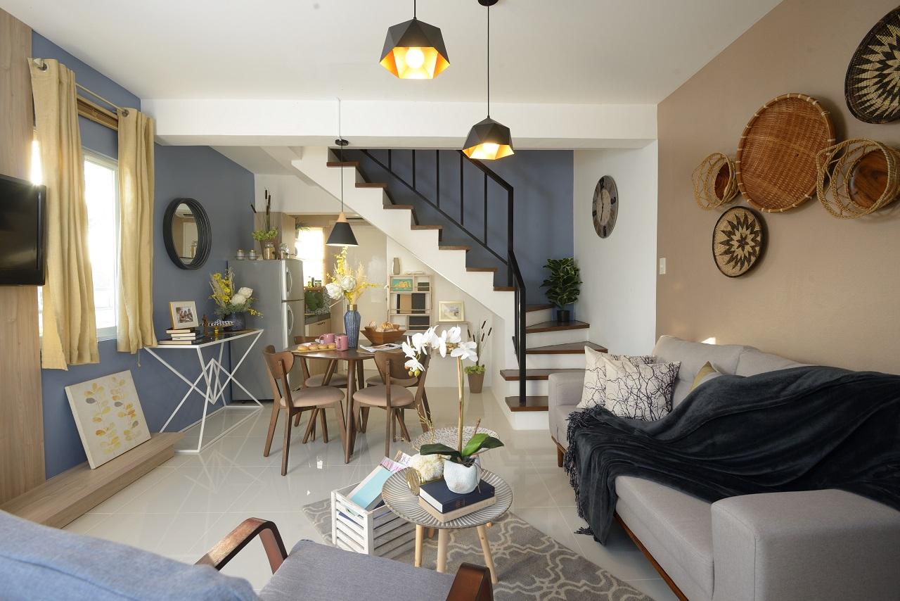 An ergonomic home